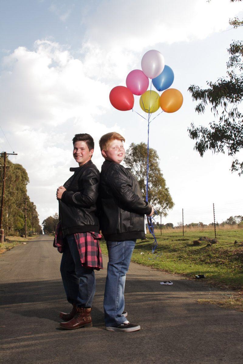 Tiaan and Juan photoshoot